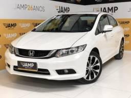 Honda Civic LXR 2.0 Flexone Automático (Jamp Veiculos) - 2016