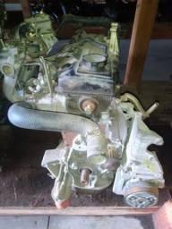 Motor parcial Mitsubishi Pajero TR4