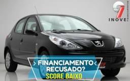 206 Score Baixo Pequena Entrada - 2012