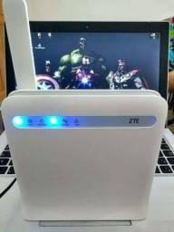 Vendo roteador Wifi 4g zte desbloqueiado