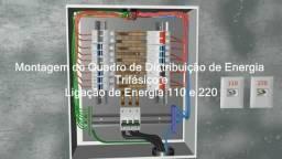 Eletricista manutenção instalação elétrica em geral ligue
