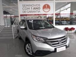 HONDA CRV LX-AT(N.GERACAO) 4X2 2.0 16V. - 2012