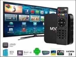 Agora sua tv pode virar smart com vários aplicativos e programações