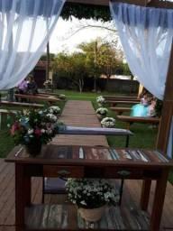 Alugamos o sítio para casamento, carnaval, festa, evento religioso e evento coorporativo