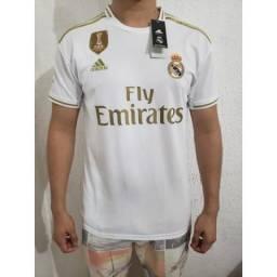 Camisa Real Madrid I 19/20