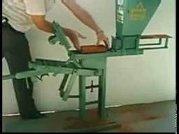 Prensa de tijolo e Solo-Cimento