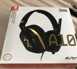 Headset Astro A10 Edição limitada Zelda