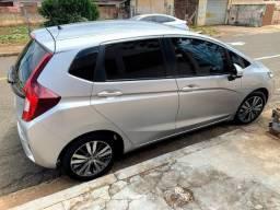 Honda Fit EX Cvt 1.5 2015 Automático - Bem a Baixo da Fipe - Placa A - Particular - 2015