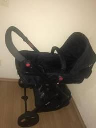 Carrinho de bebê 3 rodas Moby