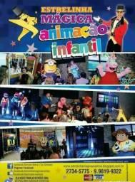 Estrelinha Magica Animação Infantil e Eventos