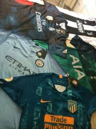 Camisas Top Times