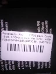 Processador amd black 8370e