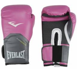 Vendo luva de boxe everlast 14oz!