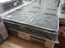 Cama box Queen Size Gazin