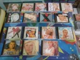 Xuxa Cd original, diversos, em ótimo estado disco, capa e encarte