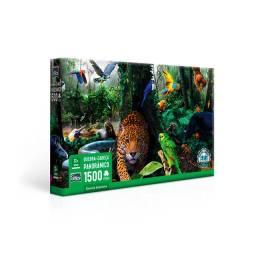 Quebra cabeça Floresta Amazônica 1500 peças