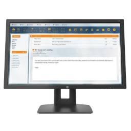 Cartao 12x64 Monitor Hp Led 22 FullHd Ajuste Altura Rotação Ips Lacrado Nfe Garantia Hdmi