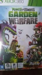 Planta vs zombie garden warfare Xbox 360
