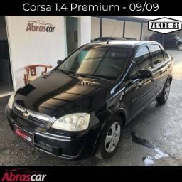 Corsa 1.4 Premium - Completo - 09/09