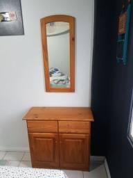 Espelho + móvel
