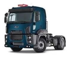 Antena Caminhão Tipo Ford Cargo Flexível Preta Permak