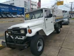 Toyota Bandeirante - 1990