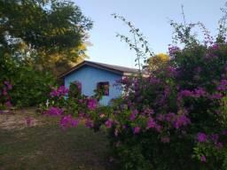 Velleda oferece 2 hectares, 3 casas , piscina troca casa próx. faixa