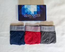 Cueca Slipe Diamantes for Men