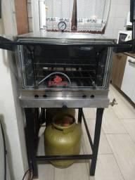 Forno pedra refratária a gás Progas