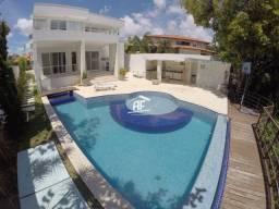 Casa com 550 m², 4 quartos sendo todos suítes / Condomínio Aldebaran Ômega