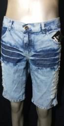 Bermuda Jeans em Oferta