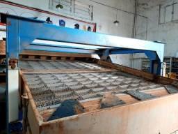 Pre Limpeza de Grãos 90 ton/h marca Coimal - Semi Nova