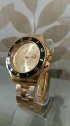 Relógio de Luxo Rolex - Aço inoxidável Dourado