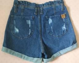 Short jeans K-Nut usado