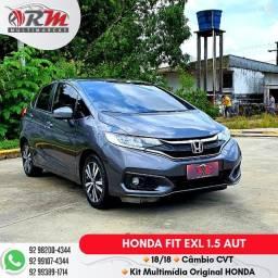 Honda Fit 1.5 elx aut