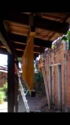Escada de Ferro 5 m - 350 reais