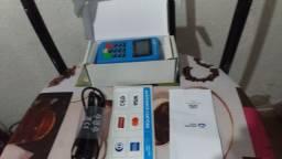 maquininha do Mercado Pago com chip e wi-fi