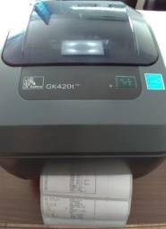 Impressora Etiquetas GK420t