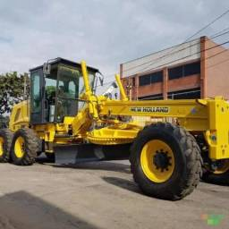 Motoniveladora New Holland RG140
