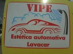VIPE LAVACAR E ESTÉTICA AUTOMOTIVA + BARBEARIA