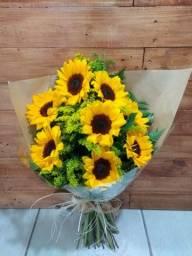 Lindos buquê de flores naturais para presentear quem você ama durante essa pandemia