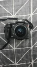 Câmera Sony  Alpha500