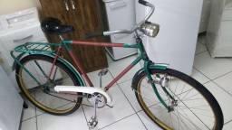 Antiga bicicleta anos 50/ 60 em 10 vezes no cartão sem juros