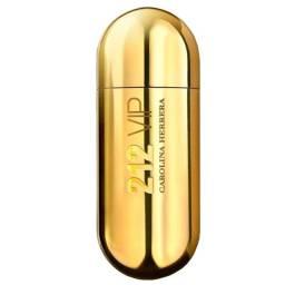 Perfume 212 Vip Gold Edp 80ml Carolina Herrera 100% Original