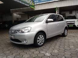 Toyota Etios 1.5 XS 2017! Único Dono