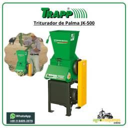 Triturador de Palma Multiuso Trapp JK-500 sem Motor-Promoção