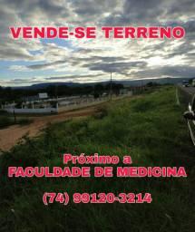 Terreno vizinho a Faculdade AGES de Medicina