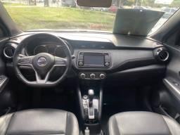 Nissan Kicks sv at Único dono baixo km