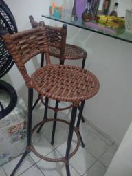 Cadeira pra balcão