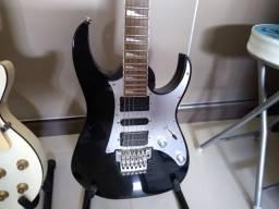 Guitarra Ibanez RG 350 + amplificador Peavey